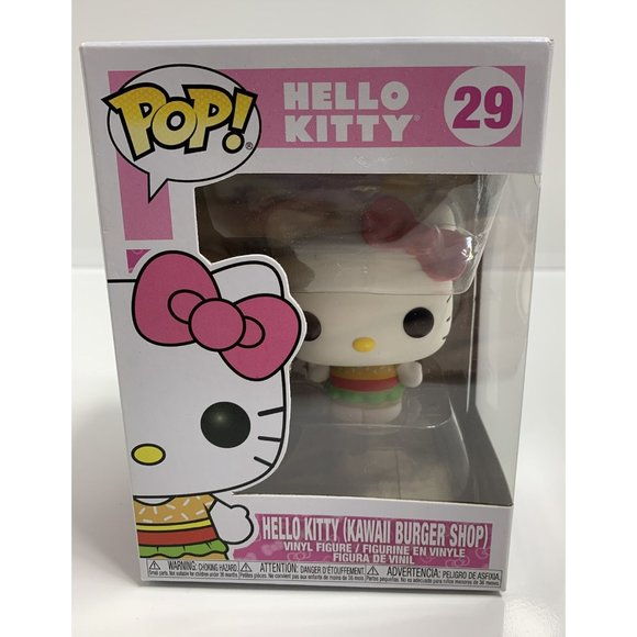 Funko Pop! Sanrio Hello Kitty Kawaii Burger Shop